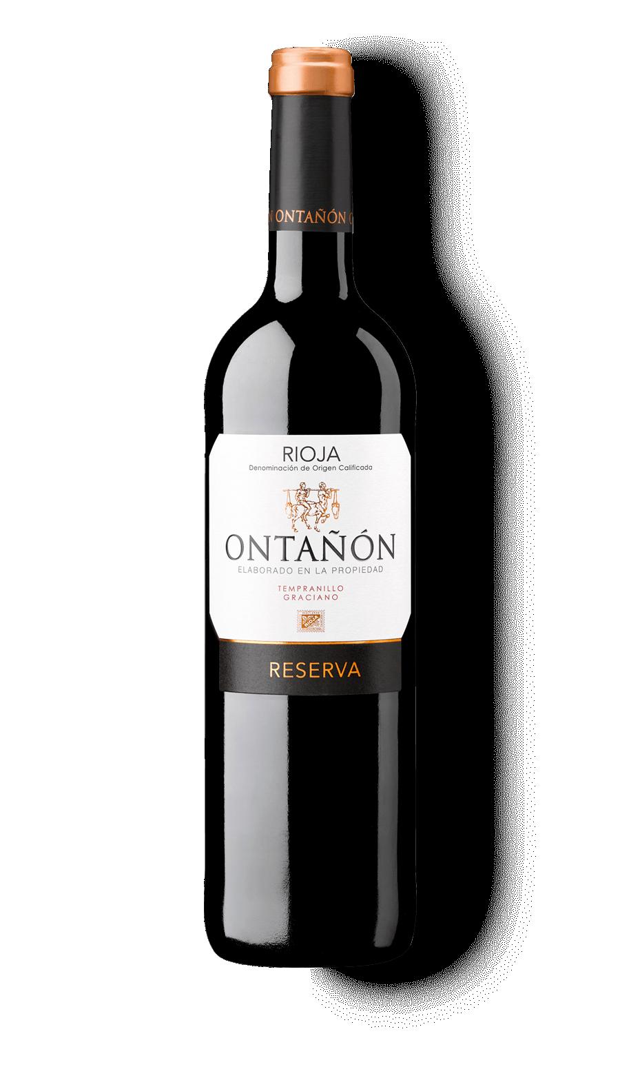 Ontañon Reserva de Culto al Vino - Bodegas Ontañón - Bodegas Queirón