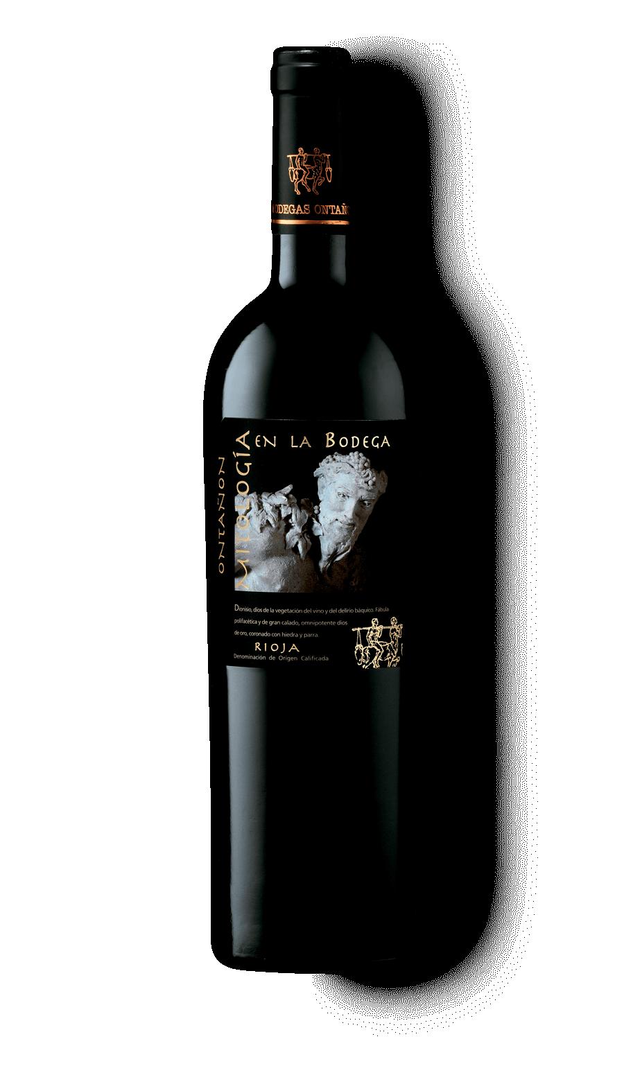 Gran Reserva Mitológico de Culto al Vino - Bodegas Ontañón - Bodegas Queirón