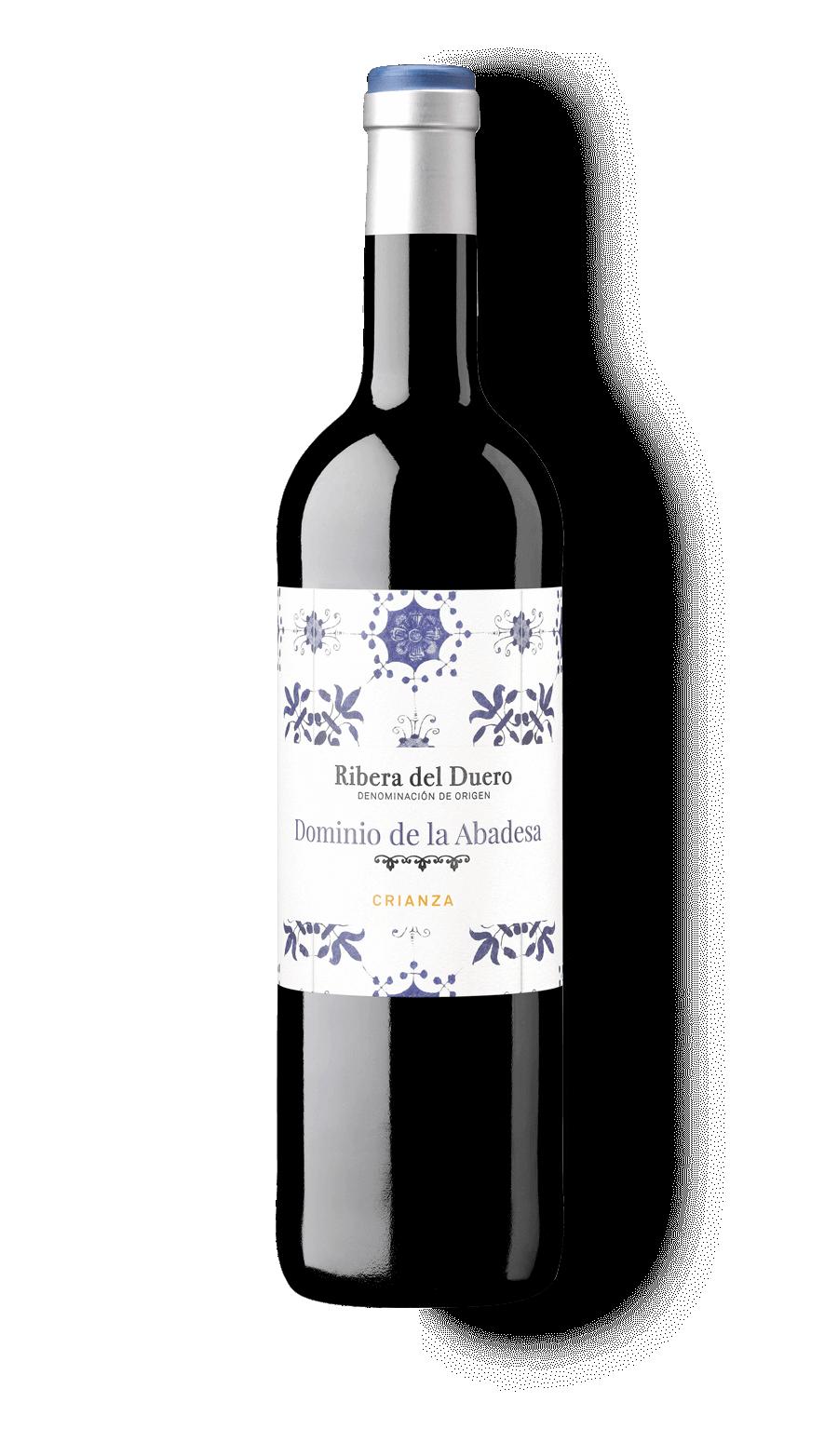 Dominio Abadesa Crianza de Culto al Vino - Bodegas Ontañón - Bodegas Queirón