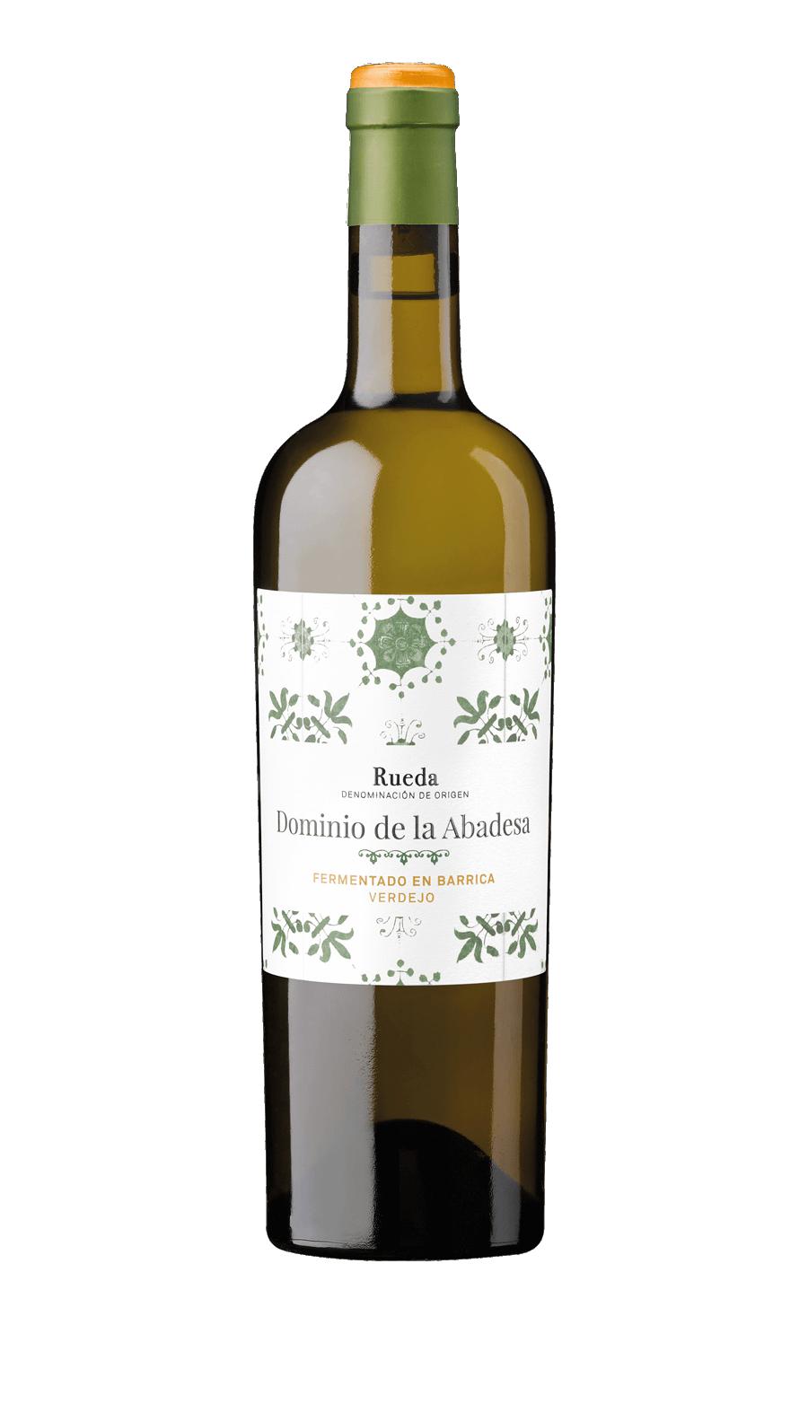 Dominio de la Abadesa Verdejo Fermentado en Barrica de Culto al Vino - Bodegas Ontañón - Bodegas