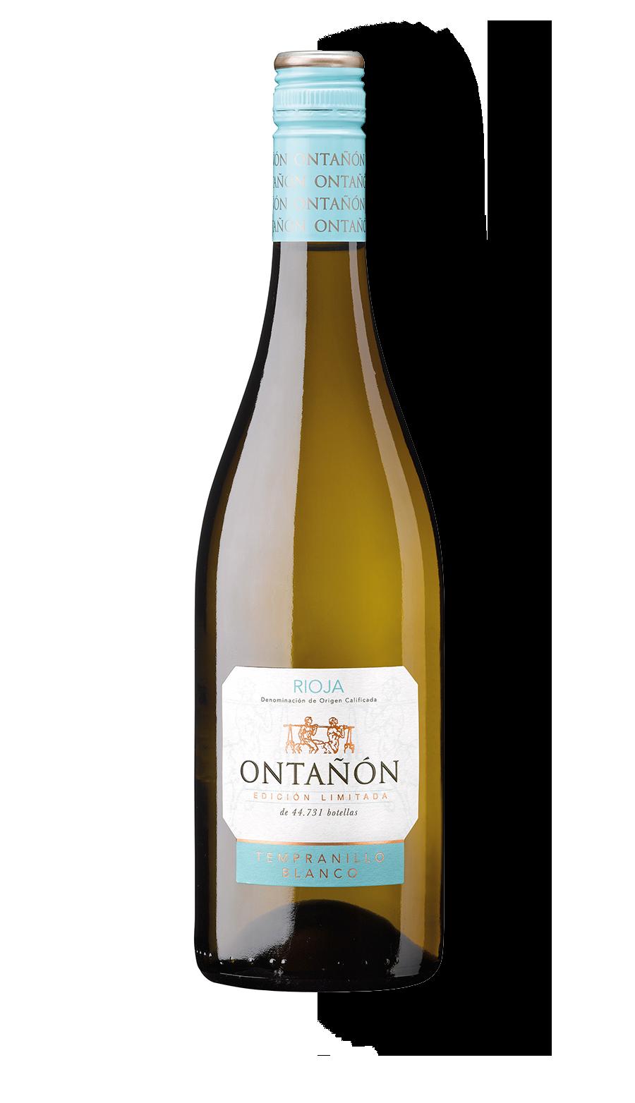Ontañon Tempranillo blanco de Culto al Vino - Bodegas Ontañón - Bodegas Queirón