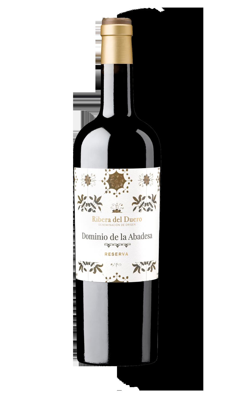 Dominio de la Abadesa Reserva de Culto al Vino - Bodegas Ontañón - Bodegas Queirón