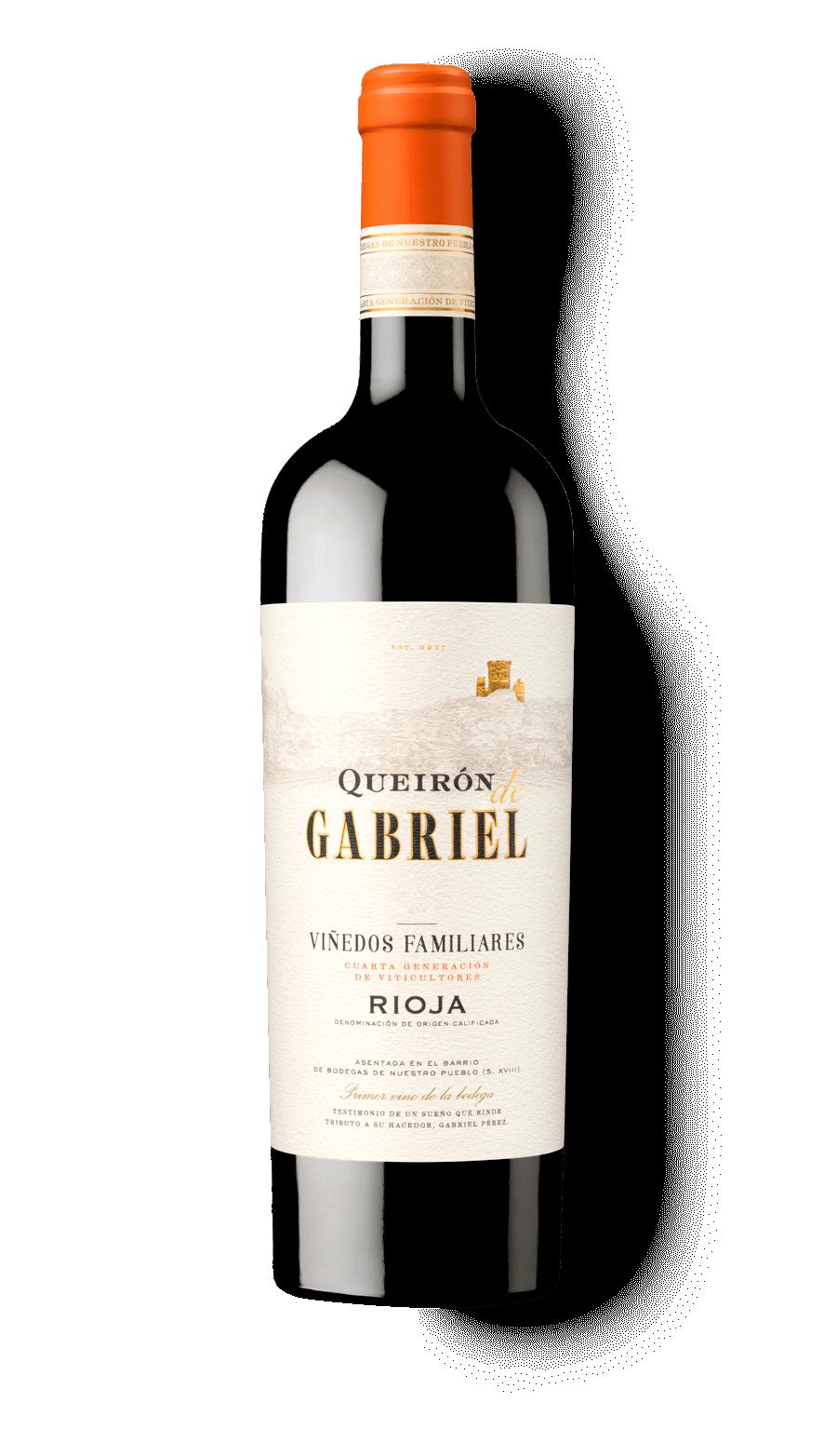 Queirón de Gabriel de Culto al Vino - Bodegas Ontañón - Bodegas Queirón