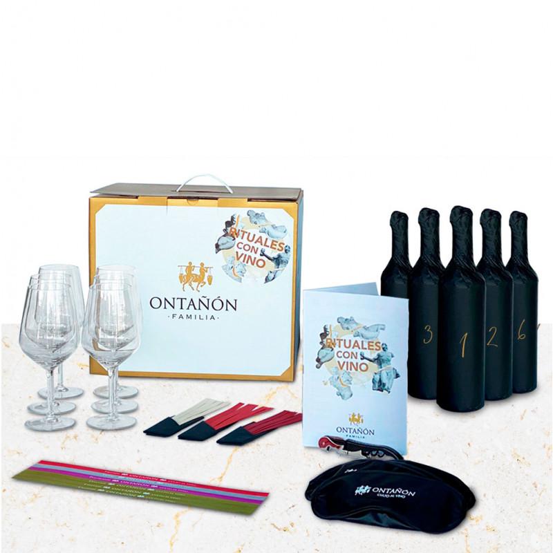 Rituales con vino en cultoalvino